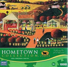 "Wysocki Hometown Collection ""Cambria Farmers Market"" 1000 pc 27"" x 19"" 2011 Mega"