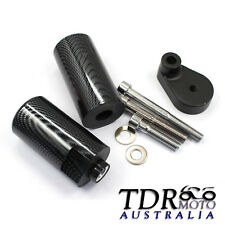 Carbon Frame Slider Protector for Yamaha Motorcycle YZFR6 YZF-R6 2008 2009 08-09