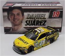 NASCAR 2017 DANIEL SUAREZ # 19 STANLEY TOOLS 1/24 CAR