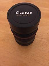 Canon Camera Lens Travel Coffee Mug