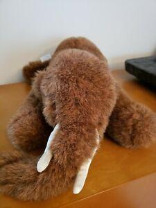Very Unique Vermont Teddy Bear Mastodon