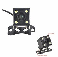 View 140° Wide Angle CCD Car Front Rear View Reverse Backup Parking Camera Kits