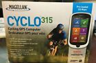 Magellan Cyclo 315 GPS Cycling Computer Rugged & Waterproof Biking Speedometer