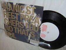 MANIC STREET PREACHERS-FOUND THAT SOUL/MASS M- UK 45+PS