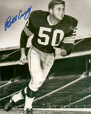 Packers BILL CURRY Signed 8x10 Auto Photo #2  1965 NFL & Super Bowl I Champ