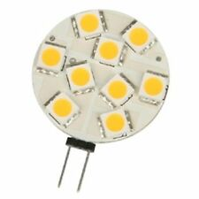 G4 9 LED 2W Light Lamp Warm White 3000K Puck Light Step Light Marine