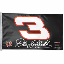 Dale Earnhardt Double Sided 3x5 Foot Flag