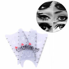 1Pc Perfect Eyeliner Stencil Models Template Shaper Liner Eye Makeup Tool UsefuL