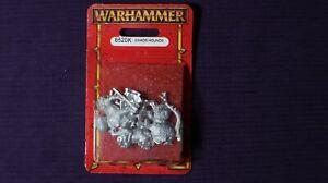Warhammer Fantasy / AOS -  CHAOS HOUNDS -  (Metal miniatures) #2 - oop