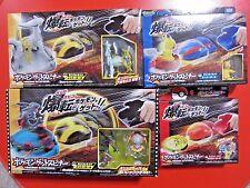 Pokemon Getspinner 4set TAKARA TOMY
