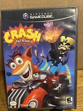 Crash Tag Team Racing Nintendo GameCube CIB Complete & Tested Fast Free Shipping