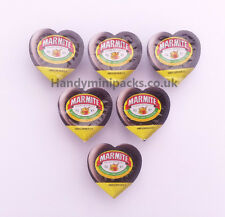 Marmite Love Portions 8g Individual servings ideal for lunch boxes 6, 12 or 24