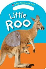 Little Roo: Baby Touch & Feel By Roger Priddy