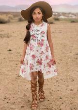 NWT Joyfolie Renni Tank Dress in Floral Girls sz 14