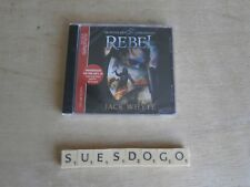JACK WHYTE - REBEL - BRAVEHEARTS CHRONICLES UNABRIDGED MP3 CD 20 HRS NEW/SEALED