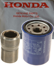 GENUINE Oil Filter + Holder 90015PH1013 Honda Accord Civic CRV Acura ILX Integra