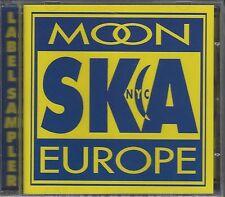 VARIOUS ARTISTS - MOON SKA EUROPE - (still sealed cd) - MOONCD 050X