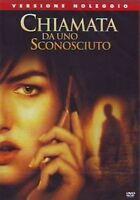 Chiamata da uno sconosciuto DVD Versione Noleggio Thriller N