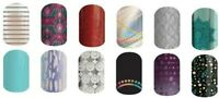 JAMBERRY NAIL WRAPS $13 FULL SHEETS FALL 2018 CURRENT FREE SHIPPING