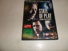 DVD  State of Play