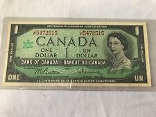 10-1967; One Dollar BIlls
