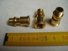 rallonge 2 cm en laiton pas 10 mm par 1 mm chandelle luminaires (réf R2)