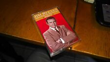 JIM REEVES INDUCTED INTO THE COUNTRY MUSIC HALL OF FAME 1967 CASSETTE TAPE
