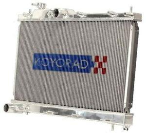 Koyo R Series Aluminum Radiator 86-92 for Toyota Supra 3.0L I6 TURBO (MT)