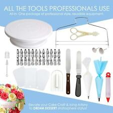 73 Pcs Cake Decorating Set Tools Baking Supplies Supplies Kit