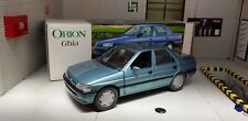 1:24 Model Ford Orion Ghia Mk5 Blue Schabak 1:25 New Boxed Rare! Escort Saloon