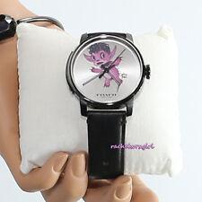 NEW Coach X Baseman Buddy Boy Wrist Watch with Box RARE Limited Edition Sold Out