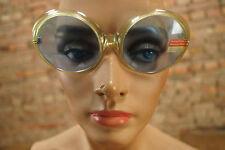 True Vintage Sonnenbrille Bug Eye 70er Hippie Brille Psychedelic 70s sunglasses