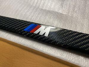 BMW M Carbon fiber license plate frame