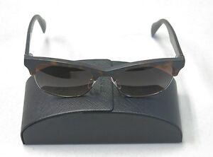 Prada Authentic Sunglasses PR11PS PR 11PS HAQ6S1 Brown Havana NEW! 31569
