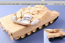 1/35 ROK army/Marine K1A1/A2 Stowage & detail-up set