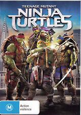 Teenage Mutant Ninja Turtles DVD R4 - PAL