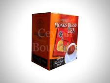 Mlesna Monk's Blend Tea - Ceylon Tea in Luxury Tea Bags