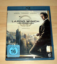 Blu Ray Film - Largo Winch - Tödliches Erbe