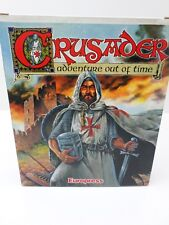 Crusador  Adventure Out Of Time | PC CD-Rom | PC BIG BOX