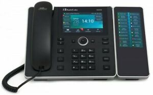 AudioCodes 450HD IP VoIP 8-Line Executive Phone UC450HDEG-EXP Openbox used