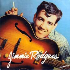 JIMMIE RODGERS - JIMMIE RODGERS (NEW SEALED CD) Kisses Sweeter Than Wine