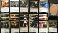 BLACK WHITE VAMPIRE DECK! Ready To Play 60 Cards Mtg