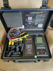 Amprobe DMII-Pro Data Logger Recorder Ammeter/Voltmeter Amp  Power Meter (p11