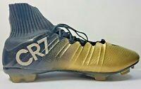 Nike Golden Hypervenoms Size 8.5 Mens 747214-550