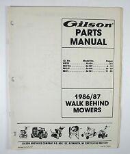 gilson bros wiring diagram residential electrical symbols u2022 rh bookmyad co gilson wiring diagram Club Car Wiring Diagram