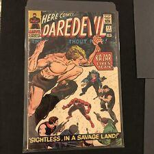 Daredevil #12 1st appearance of the Plunderer (Jan 1966) Stan Lee VG- NO RESERVE