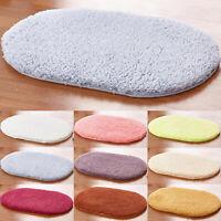 Anti-slip Soft Bathroom Absorbent Bedroom Rug Mat Cashmere Bath Shower Carpets