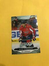 Upper Deck NHL MVP Alex Ovechkin Capitals - 1 Card