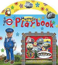 Magnetic Playbook (Underground Ernie) by , Acceptable Used Book (Board book) FRE