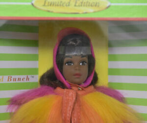 1996 WILD BUNCH FRANCIE DOLL AND FASHION REPRO - NRFB - LIMITED ED - AA